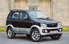 Daihatsu Terios 4x4 Close Top